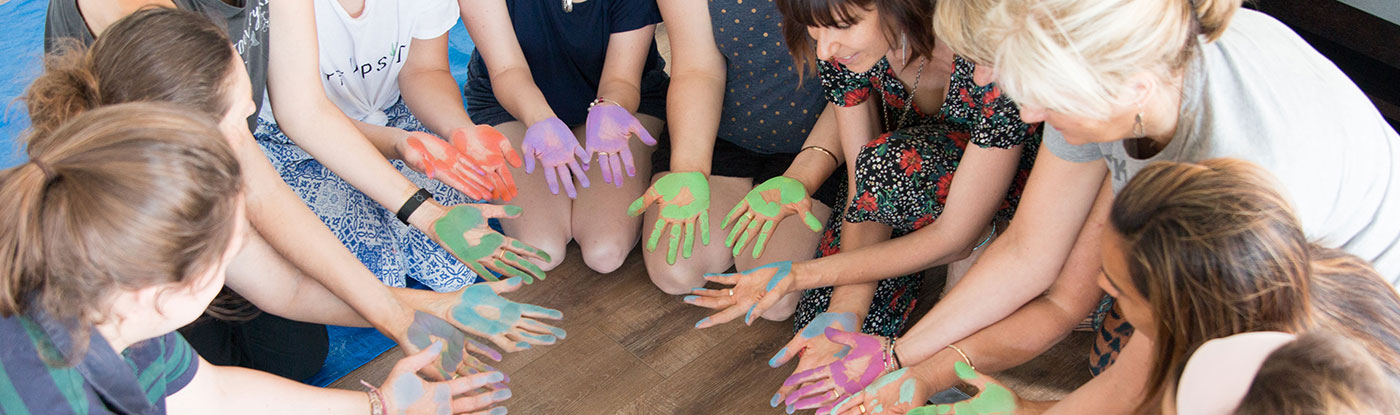 Tailor Made Art therapy workshops
