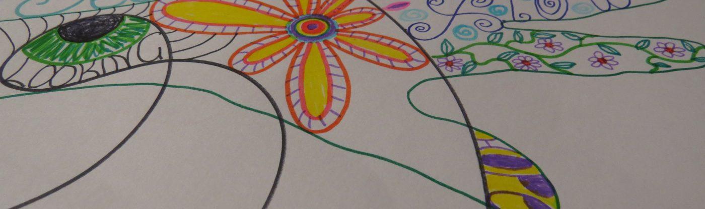 Growth through Art Helen Bradshaw Sunshine Coast