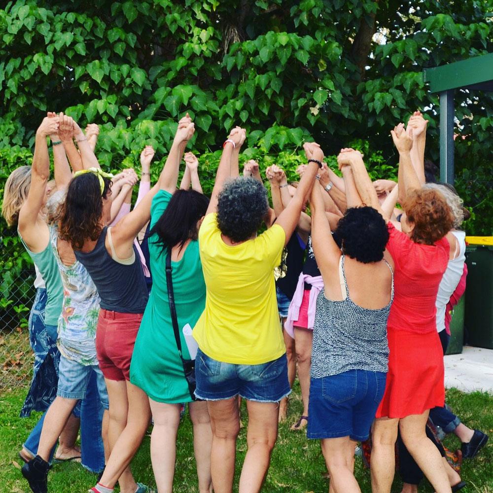 Womens self-healing workshops