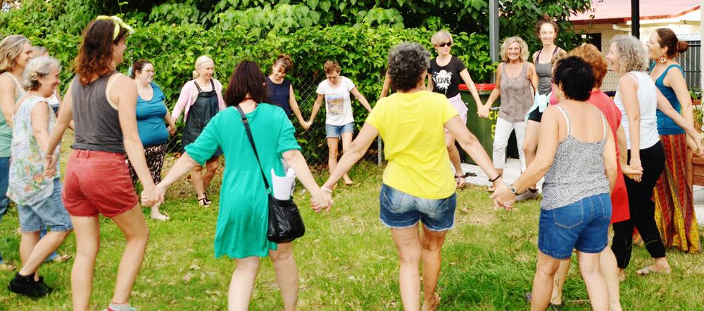 Sunshine Coast womens self-love groups