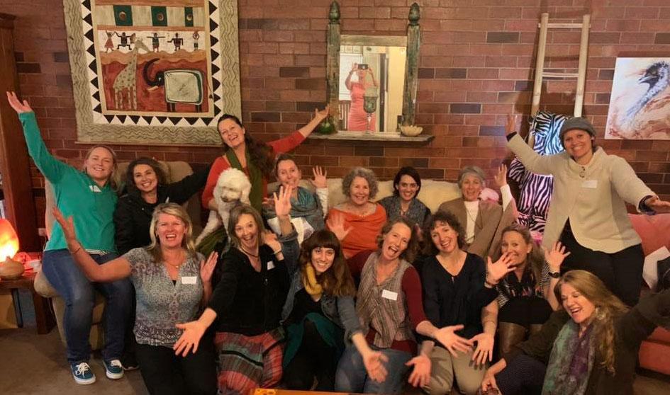Womens transformational group Sunshine Coast