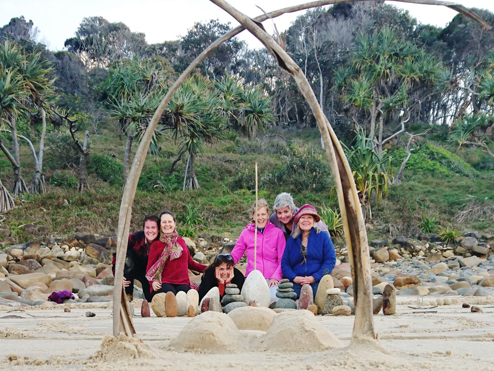 Sunshine Coast womens retreat