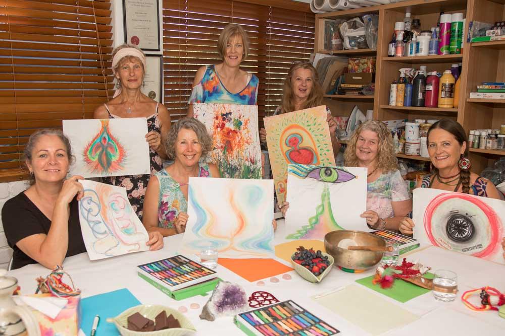 Womens transformational workshops Sunshine Coast